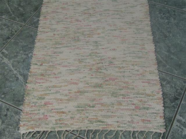 Floral 2 x 3 ft. Kitchen And Bath Rug