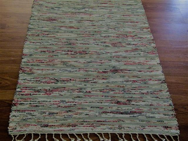 Green, Rose 2½ x 3½ ft. Kitchen And Bath Rug