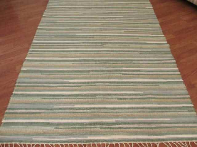 Sage, Beige, Grey 4 x 6 ft. Area Rug