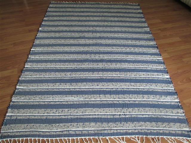 Navy 4 x 6 ft. Area Rug