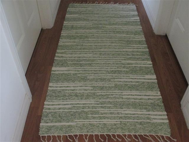 Green, Ivory 2½ x 3½ ft. Kitchen And Bath Rug