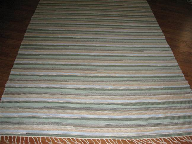 Sage, Beige 5 x 8 ft. Area Rug